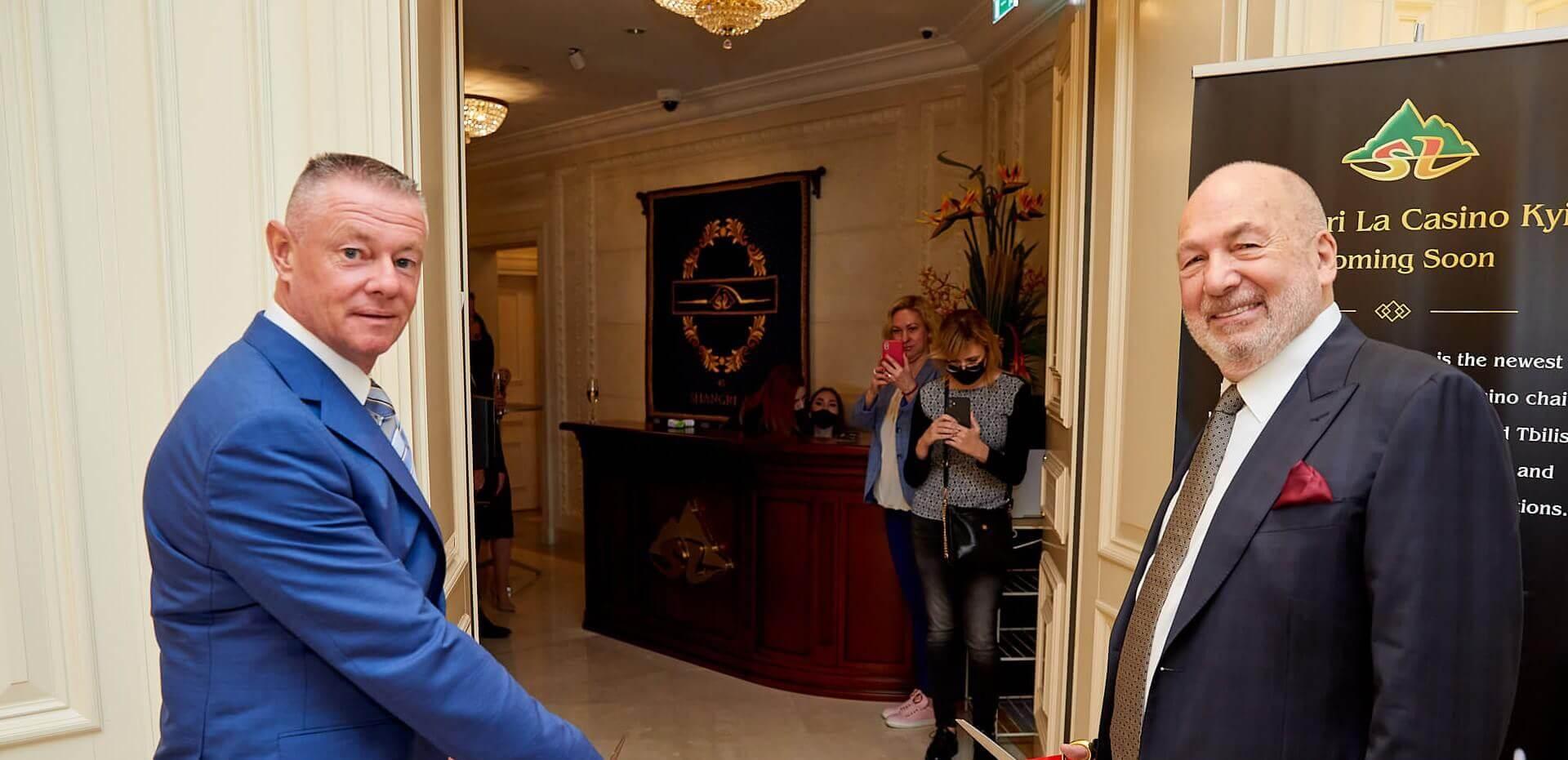 שאנגרי לה קייב קזינו פותחת את דלתותיה למבקרים